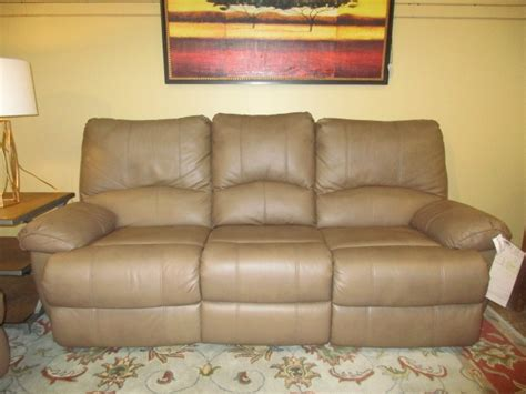 reclining sofa with massage power reclining massage sofa at the missing piece