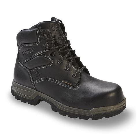 mens wide shoes and boots wolverine s stratus work boot shoes wide ebay