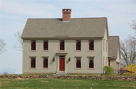 classic saltbox house plans 54 best center chimney capes images on pinterest saltbox