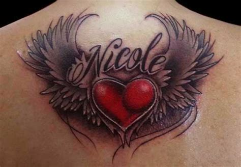 cool heart tattoo designs designs is the best skin