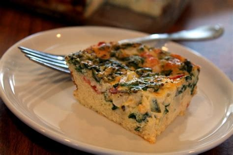 veggie egg casserole sweet tooth sweet life