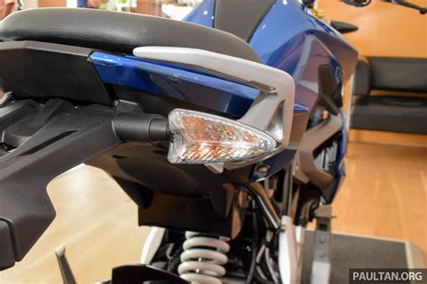Bmw Motorrad Malaysia 2016 by 2016 Bmw Motorrad G310r Previewed In Malaysia Image 499589