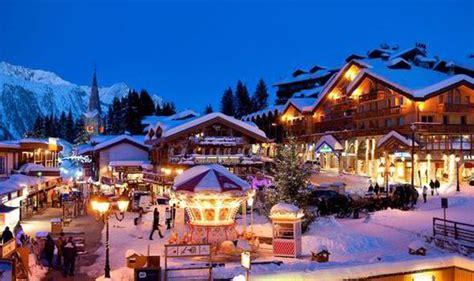 ski holidays over christmas