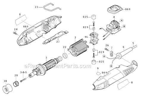 dremel parts diagram dremel 4200 parts list and diagram f013420000