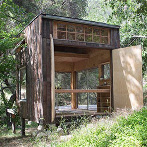tiny haus bauen minimalistisch leben auf nichts verzichten tiny house aus