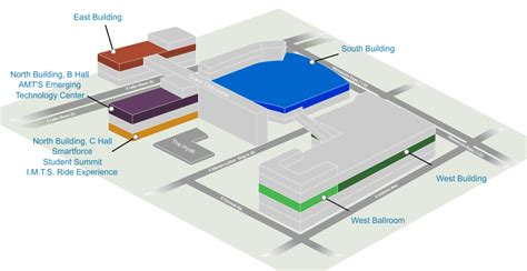 Imts Floor Plan | 3d printing industry at chicago imts show preview and