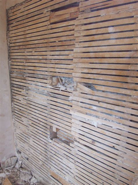 5 Worst Mistakes of Historic Homeowners (Part 4 Plaster