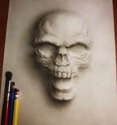 3d pencil illustrations express the struggle between my