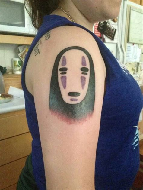 no face tattoo the gallery for gt no