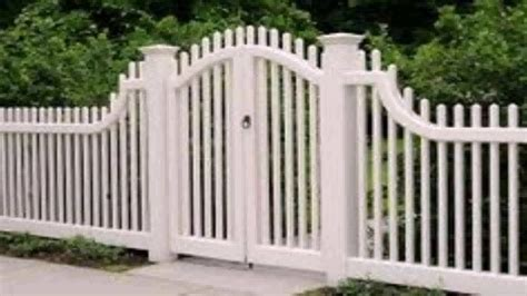 house fence design house fence design in the philippines youtube