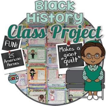 black history themes for schools black history month bulletin board and class project