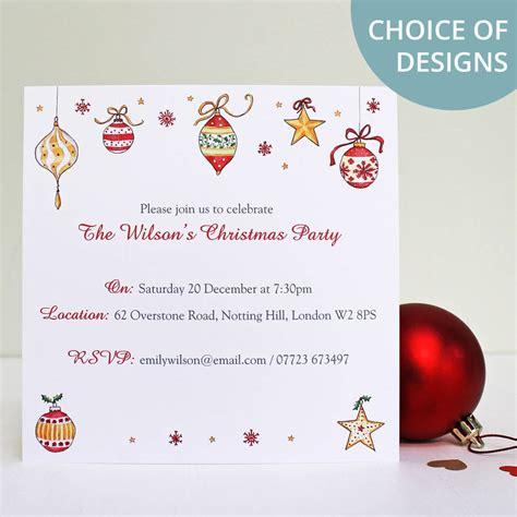 free christmas invitations vector art graphics freevector com