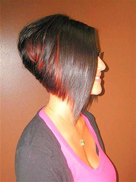 a frame haircuts short and high stacked best stacked bob hairstyles hairstylegalleries com