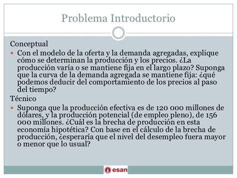 Mba Esan Precio by Macroeconomia Esan