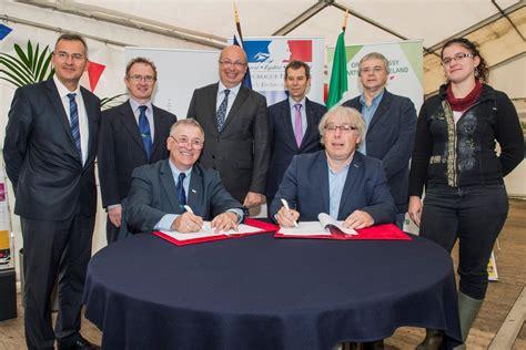 french embassy visa section enhanced partnership between inra and teagasc ambassade