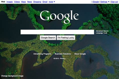 Google Wallpaper Today | hey look google is doing its bing impersonation today