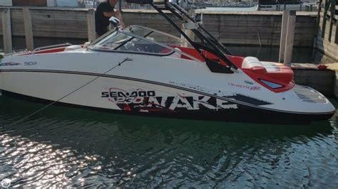 sea doo boat wake sea doo 230 wake 2011 for sale for 50 900 boats from