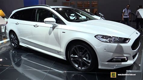 New Ford Mondeo 2018 by 2018 Ford Mondeo New Car Release Date And Review 2018