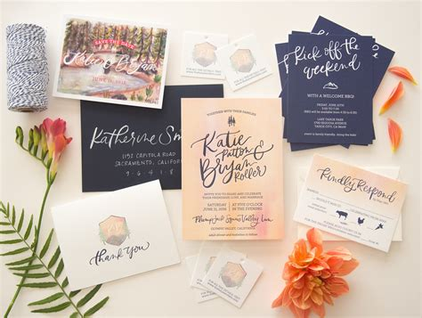 Best Wedding Invitations by The Best Wedding Invitations Of 2016