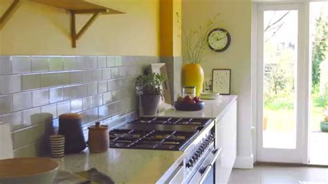 Kitchen Colours Ideas by Kitchen Ideas Design For An Open Plan Kitchen With Dulux