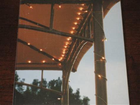 threshold gazebo string lights target madaga gazebo canopy tent string lights threshold