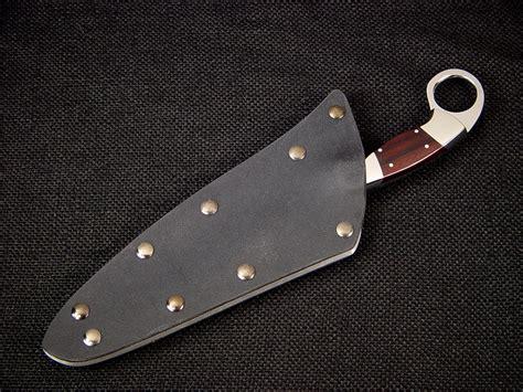 Handmade Combat Knives - usmc quot bulldog quot custom handmade combat knife by fisher