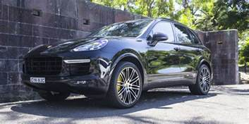 Porsche Cayenne Turbo 2016 Porsche Cayenne Turbo S Review Caradvice