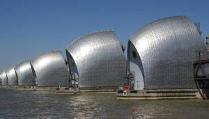 thames barrier cost to build thames barrier