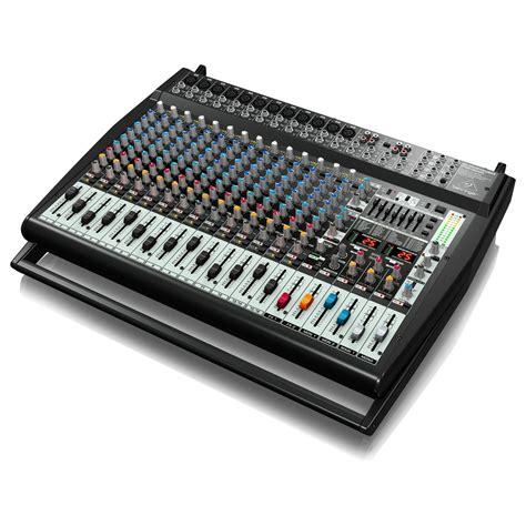 Mixer Behringer 4 Channel Surabaya behringer pmp6000 europower mixer b stock at gear4music