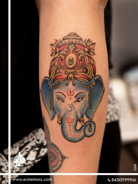 best studio in mumbai india ace tattooz studio