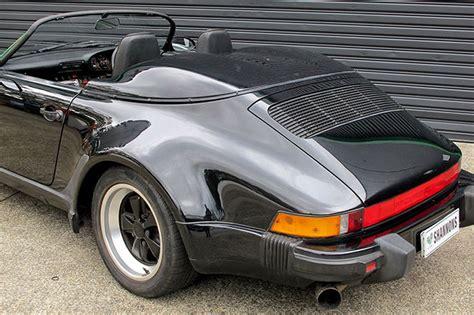old porsche 911 wide body sold porsche 911 wide body speedster auctions lot 21