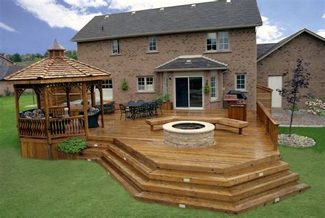 this pit was built on a hickory dickory decks