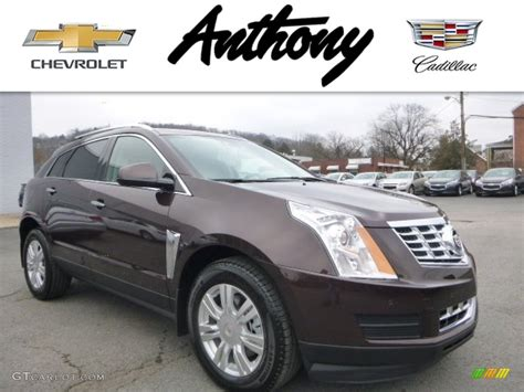 2015 cocoa bronze metallic cadillac srx luxury awd 99902586 gtcarlot car color galleries