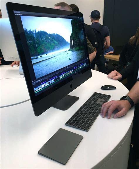 final cut pro in mac mini apple demos imac pro at final cut pro x creative summit