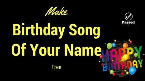 song with name free 25 best ideas about free happy birthday song on