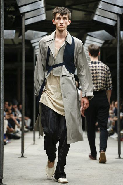 Menswear Chic At Dries Noten Gets A Twist By Wearing The Necktie Like A Harness Its A Snap To Capture The Spirit Without Breaking The Bank Fashiontribes Fashion by Best 25 Mens Fashion 2015 Ideas On Mens Style