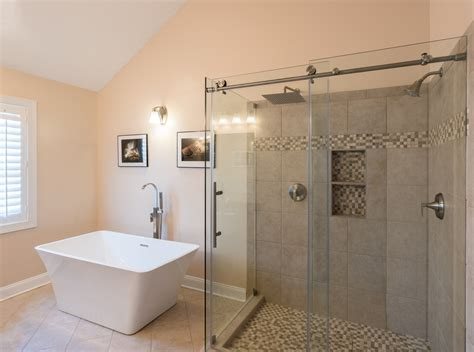 how to install a sliding shower door shower door how to install a frameless glass shower