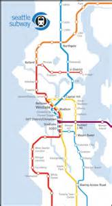 Link Light Rail Seattle Map by Seattle Ballot Success For Lrt Expansion