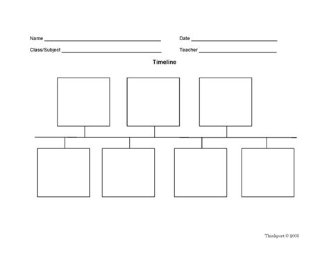 printable timeline organizer timeline graphic organizer pictures to pin on pinterest