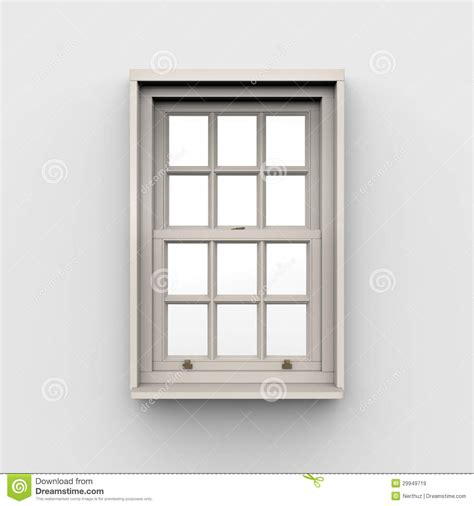 what is a window closed window on white background royalty free stock