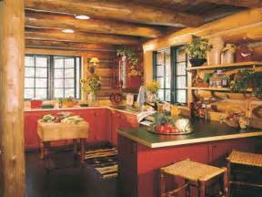 Cabin Kitchen Ideas by Kitchen Log Cabin Kitchens Design Ideas Lodge Decor