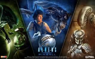 relive terror alien universe aliens pinball zen studios