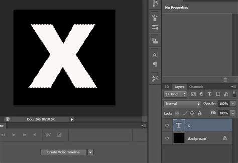 tutorial efek vektor photoshop cs6 cara membuat teks efek karat dengan photoshop cs6