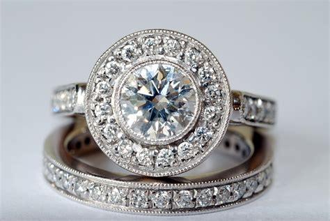 unique engagement rings atlanta international center