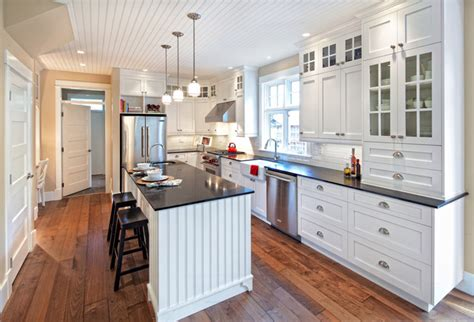 Island Style Kitchen by Coastal Kitchen