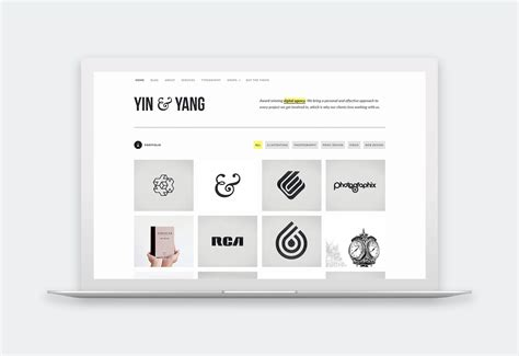themeforest yin yang onioneyethemes premium wordpress themes for your portfolio
