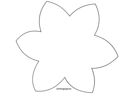 template of a daffodil simple daffodil coloring page image clipart images grig3 org