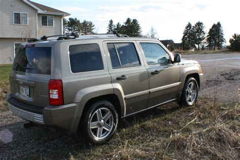2007 Jeep Patriot Limited 2007 Jeep Patriot Pictures Cargurus