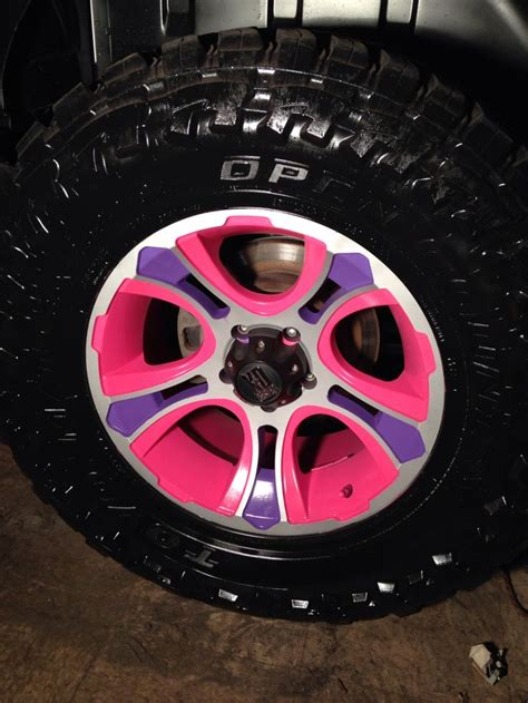 Pink Jeep Wheels 17 Best Images About Drive On Cars 2014 Jeep