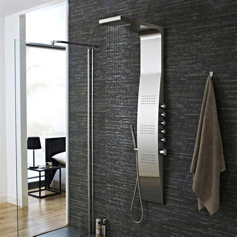 pannello doccia multifunzione pannello doccia multifunzione idromassaggio in acciaio